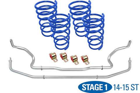 Steeda Stage 1 Handling Package For 2014-2019 Ford Focus ST