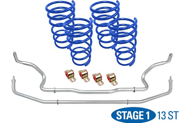 Steeda Stage 1 Handling Package For 2013-2014 Ford Focus ST