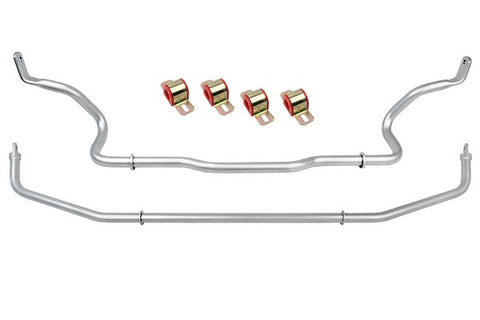 Steeda Front & Rear Sway Bar Package For 2013+ Ford Focus ST