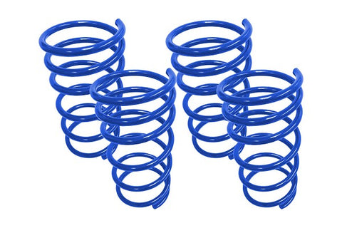 Steeda Lowering Springs For 2016+ Ford Focus RS