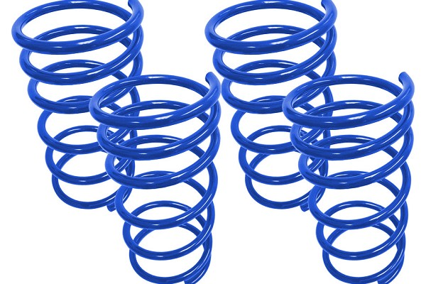 Steeda Lowering Springs For 2014+ Ford Focus ST
