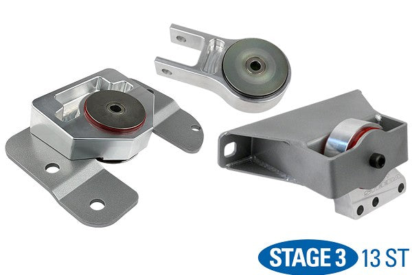 Steeda Focus ST Stage 3 Engine Mount Package For 2013-2014 Ford Focus ST
