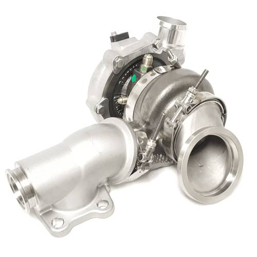 ATP Turbo Garrett G25-660 Bolt-On Turbo Kit w/ .72 A/R External Wastegate For 2013+ Ford Focus ST