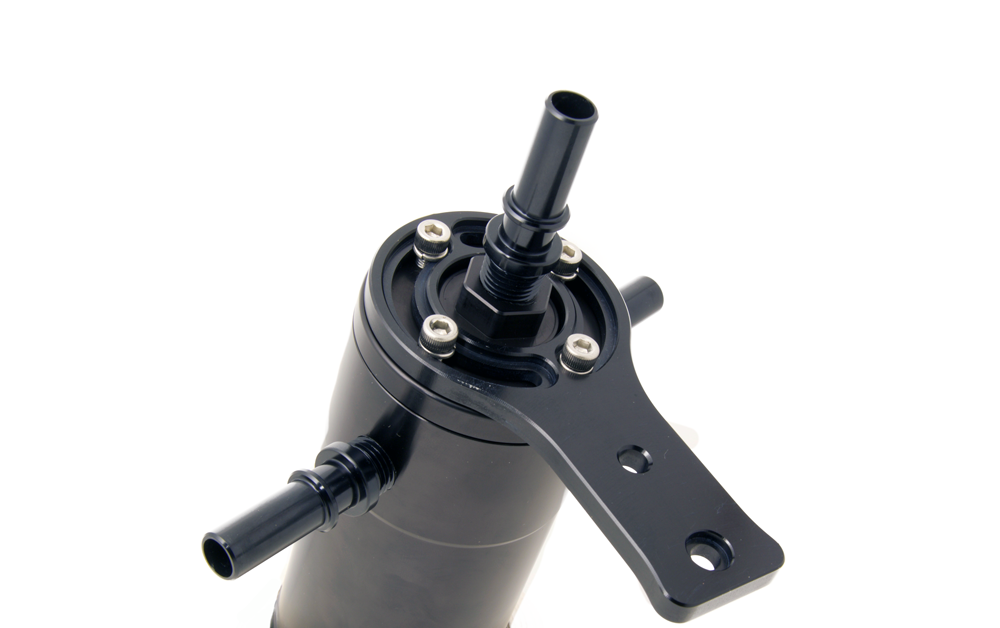 "UPR Dual Valve Catch Can (2015+ Ecoboost Mustang ""SMOKE FIX"")"