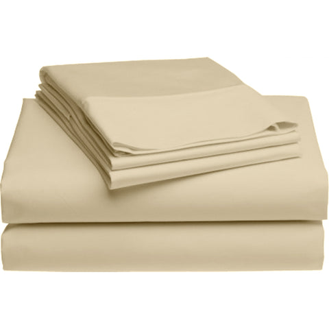 100% Egyptian cotton sheets