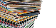 New Used Vinyl CDs LPs DVDs