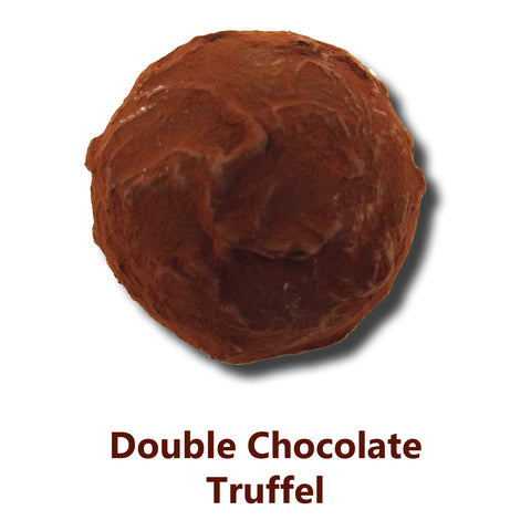 Double chocolate truffel