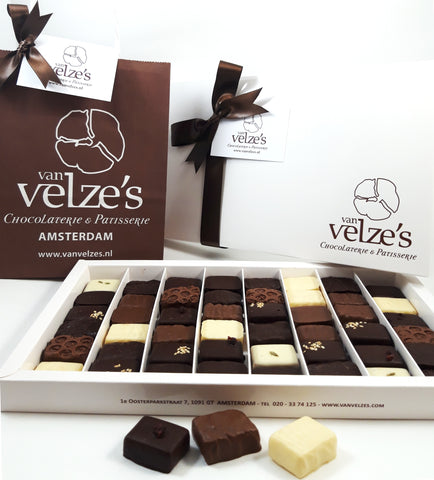 Chocolade bonbons Amsterdam, Handmade chocolates in amsterdam, delivered to your door, order online