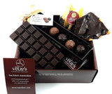 CHOCOLADE PAKKET- VAN VELZE'S AMSTERDAM Chocolate gift box delivered.