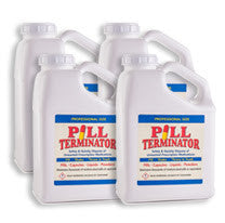 Pill Terminator Pill Disposal Container - Gallon Size (Pack of 4)