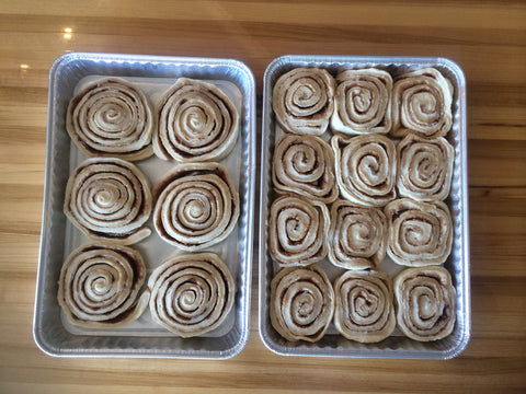 Take and Bake Sticky Buns