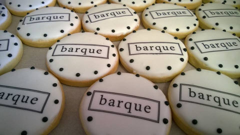 Custom Logo Shortbread Cookies