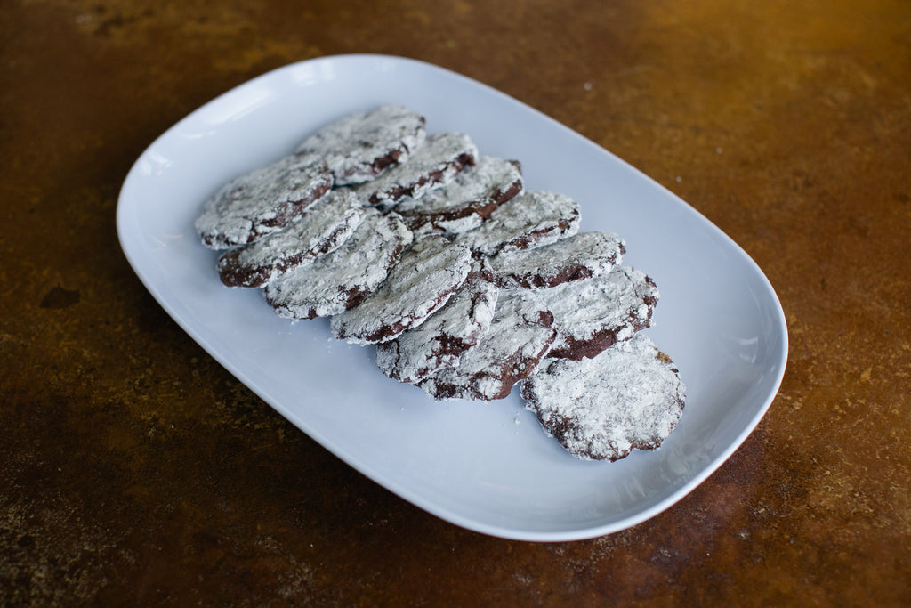 Simply Decadent Dark Chocolate Cookie GF