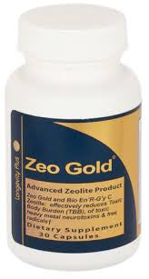 Zeogold 90 Day Detox (12 bottles)