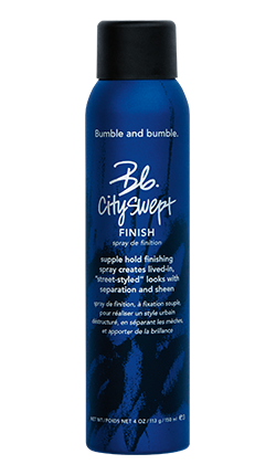 Bumble | Cityswept Finish