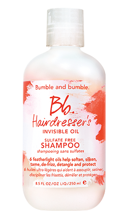 Bumble | Hairdresser's Invisible Oil Sulfate Free Shampoo
