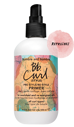 Bumble | Curl Pre-Style / Re-Style Primer