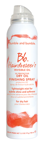 Bumble | Hairdresser's Invisible Oil Dry Oil Finishing Spray