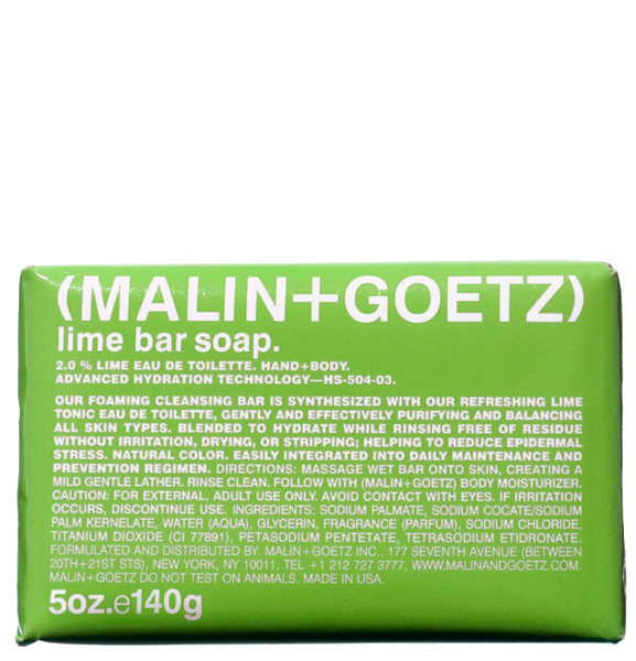 Malin + Goetz | Lime Bar Soap