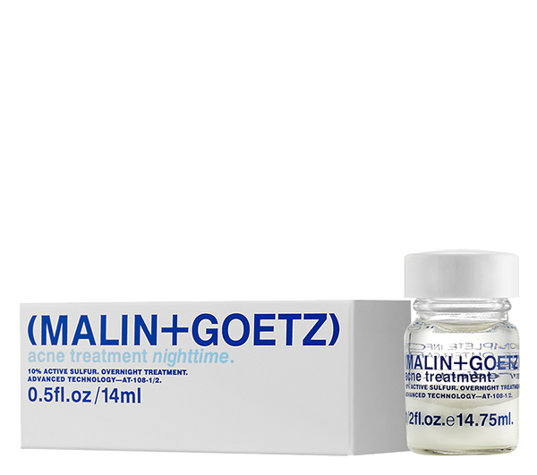 Malin + Goetz | Acne Treatment Nighttime