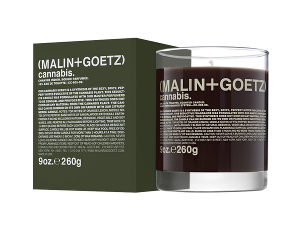Malin + Goetz | Cannabis Candle
