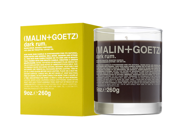 Malin + Goetz | Dark Rum Candle