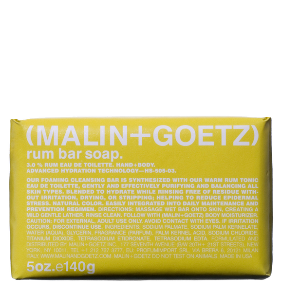 Malin + Goetz | Rum Bar Soap