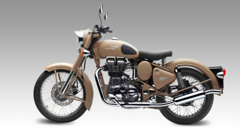 2015 Royal Enfield c5 Desert Storm Military Motorcycle