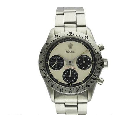 1975 Rolex Paul Newman Daytona Ref. 6262 with receipt and boxes