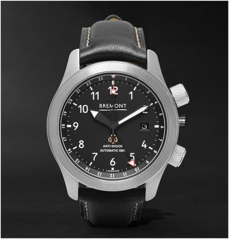 Bremont MBIII /BZS Automatic Watch Orange or Green Barrel