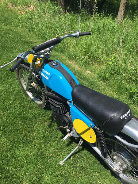 1972  KTM PENTON JACK PINER DIRT 175CC Classic Motorcycle MX Its a Beauty!