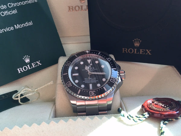Rolex Deep Sea SeaDweller Preowned AS NEW