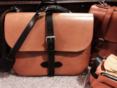 The Privateer Field Satchel
