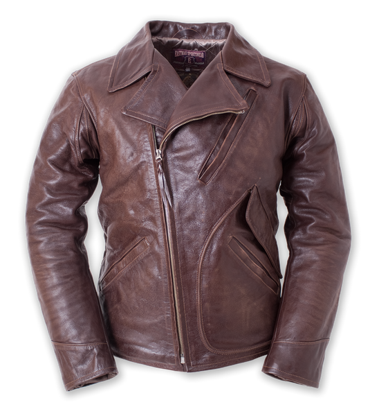 Eastman Leather ELMC Windward American Walnut HORSEHIDE jacket