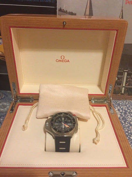 NOS Vintage OMEGA SEAMASTER 600 PLOPROF 166.077 AUTOMATIC Mint!!!!!