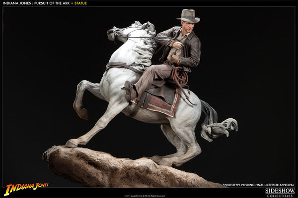 Indiana Jones Premium Format Statue Out of Production