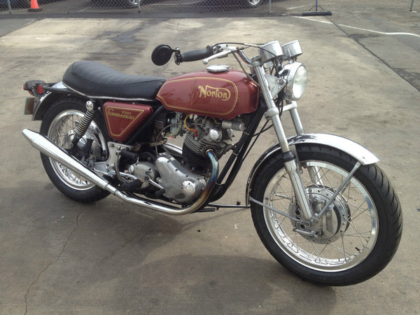 1971 Norton Commando Vintage Motorcycle