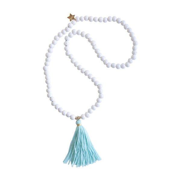 Cora Tassel Necklace
