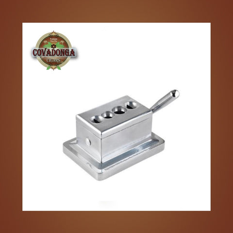 Table Top Quad Guillotine & V Cut Cigar Cutter