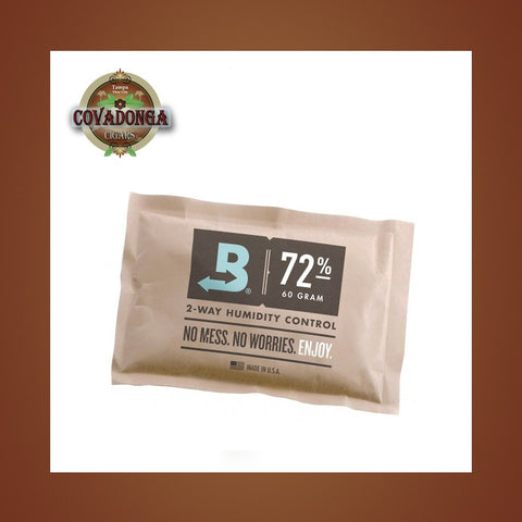 Boveda B 75% Humidity Packs