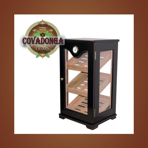 Humidor Retail Display Vertical Covadonga Cigars