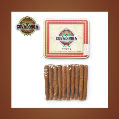 Sweet Flavor Mini Cigarillos Covadonga Cigars