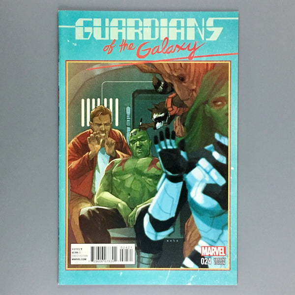Guardians of the Galaxy 24 - Noto Variant