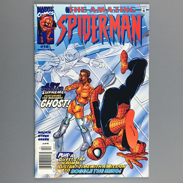 Amazing Spider-Man 16 - Newsstand Variant
