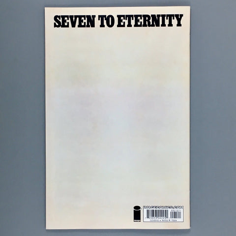 Seven to Eternity 1 - Cover B