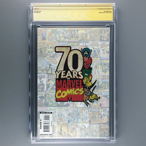 The Marvel Project 1 - CGC 9.8 - Signature Series