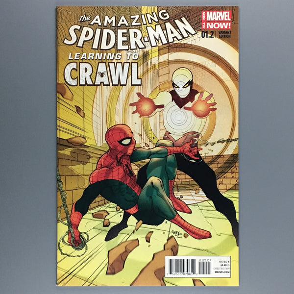 Amazing Spider-Man 01.2 - Pasqual Ferry Variant