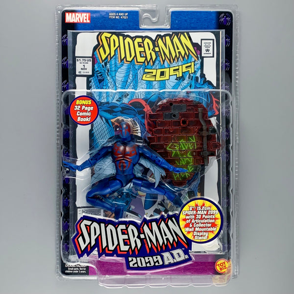 Spider-Man 2099 1 - Toy Biz Variant - Action Figure Sealed