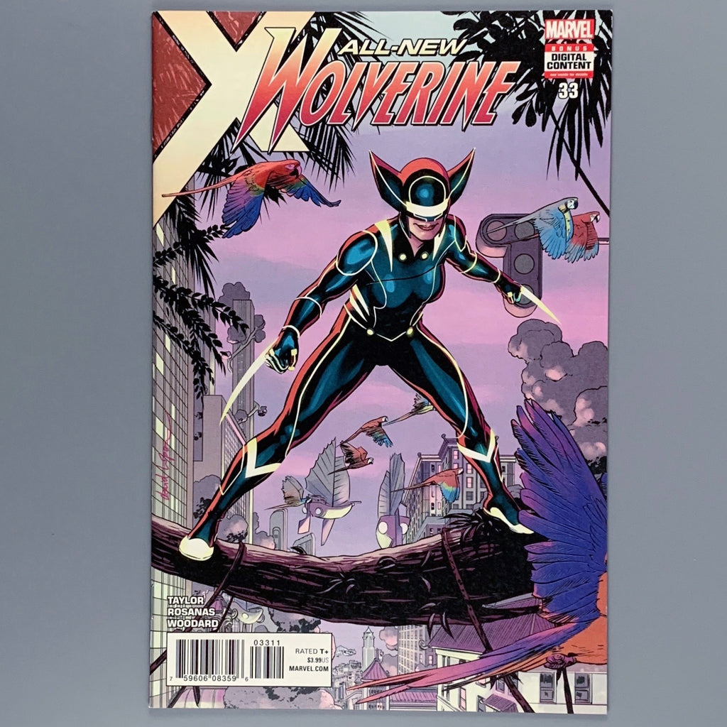 All New Wolverine 33
