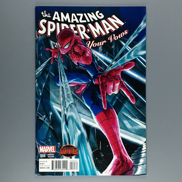 Amazing Spider-Man Renew Your Vows 4 - Manga Variant